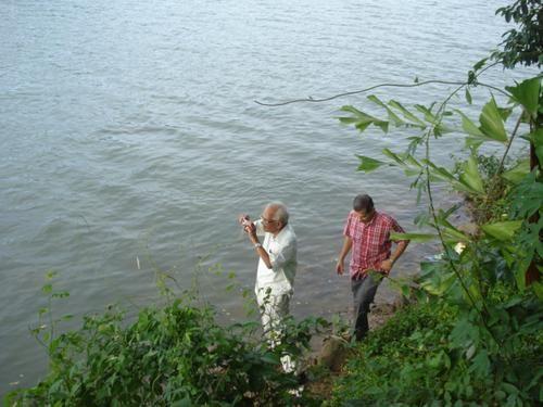 Swarna River, near Manipal