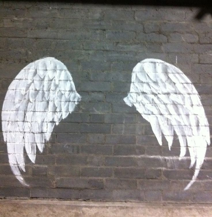 angel wings smaller