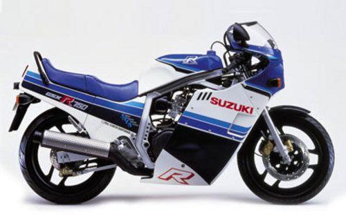 1985 Suzuki GSXR 750 (1st year) #bikes #motorbikes #motorcycles #motos #motocicletas