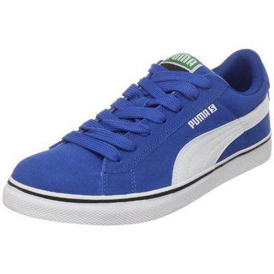 PUMA Suede Vulcanized Sneaker :-)