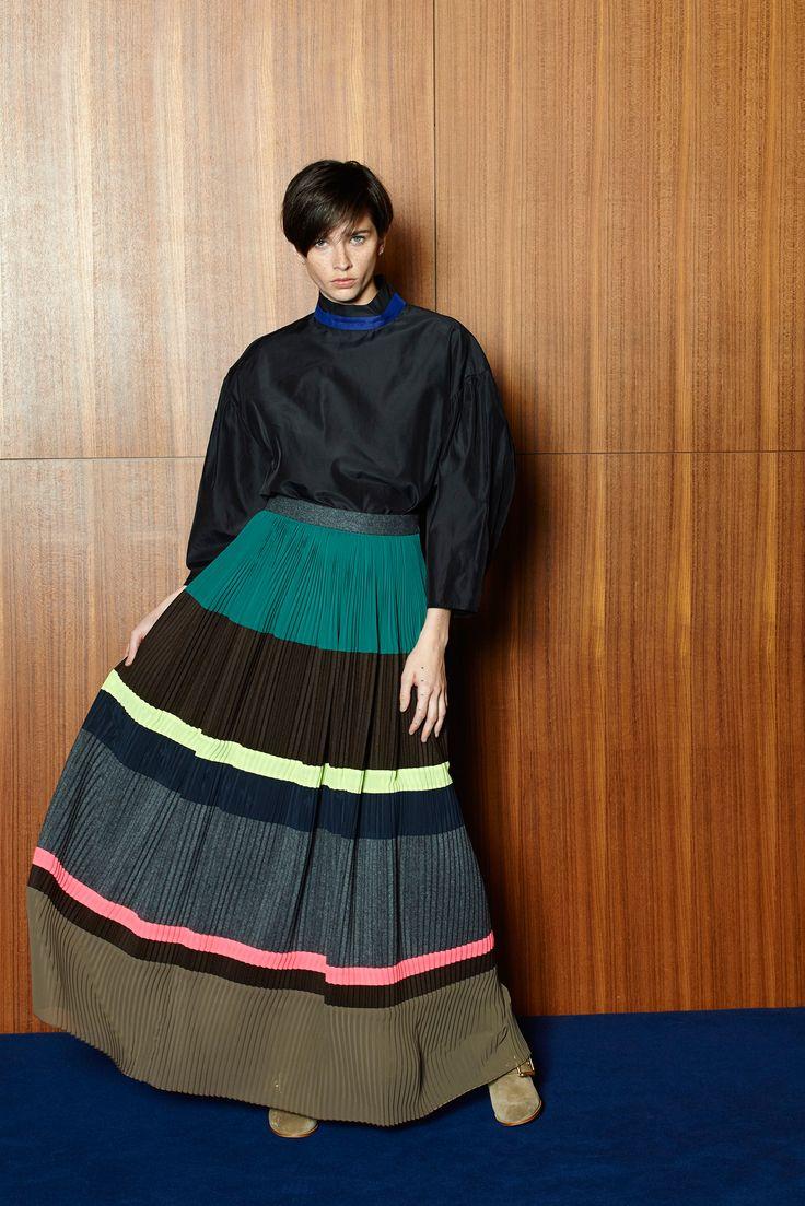 Kolor - Fall 2015 Ready-to-Wear - Look 30 of 30