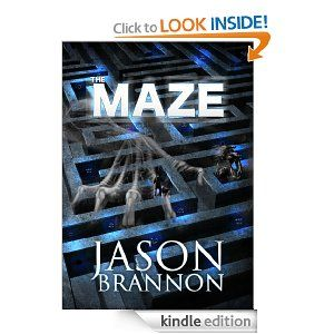 Amazon.com: The Maze: Angels & Demons & Lost Souls (A Matchbook Christian Fantasy Novel) eBook: Jason Brannon: Kindle Store. See my review at http://christianreads.blogspot.co.nz/2013/10/indie-review-maze-by-jason-brannon.html