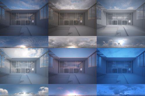 Sky Lighting Tutorial by Peter Guthrie