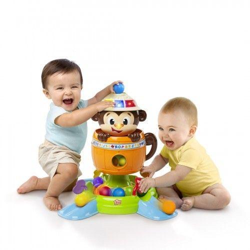 """Having a Ball ¡Participa y gana juguetes para reír! """"Quiero ganar un lote de #juguetesparareir #havingaball de @BrightStarts y @BebeAventurero #regalosNavidad http://bit.ly/1FJqCJy"""""""