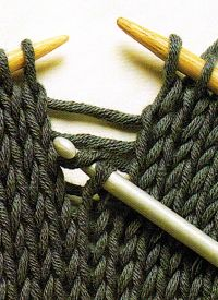 How to fix knitting mistakes