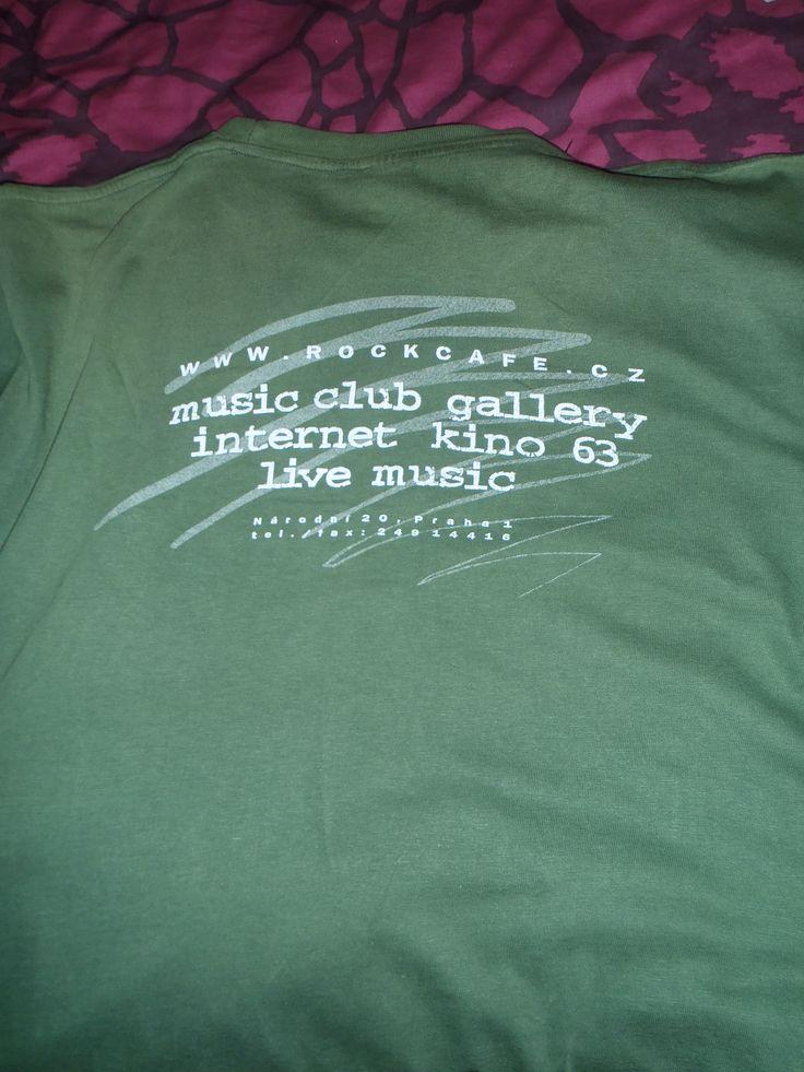 PRAGUE - BACK ROCK CAFE 2-6-2001
