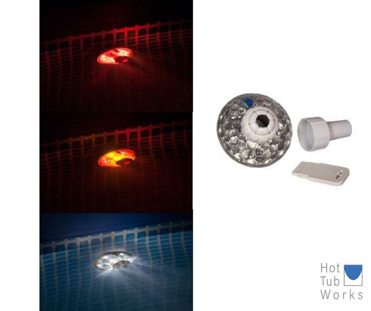 Game Color Changing Return Jet Light And Show Waterproof Led Lights Underwater Led Lights Led Pool Lighting