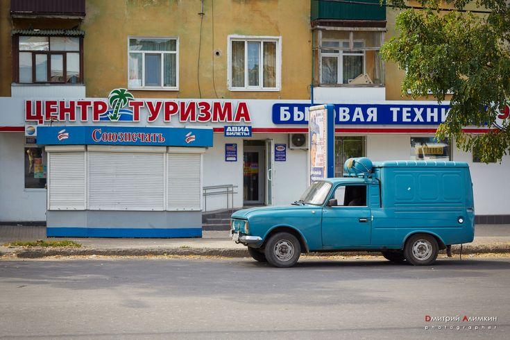 Izh 2125, Kramatorsk, Donetsk region