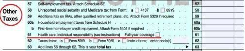 NEW IRS 2014 Tax Form PROVES Obama ONCE AGAIN Lied About Obamacare Tax | The Gateway Pundit