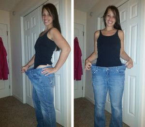 Paleo Before and After Story: Jennifer