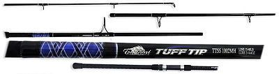 Spinning Rods 36150: Tsunami Tuff Tip Saltwater Spinning Rod 10 2 Pc Mh 15-40Lb #Ttss-1002Mh -> BUY IT NOW ONLY: $49.99 on eBay!