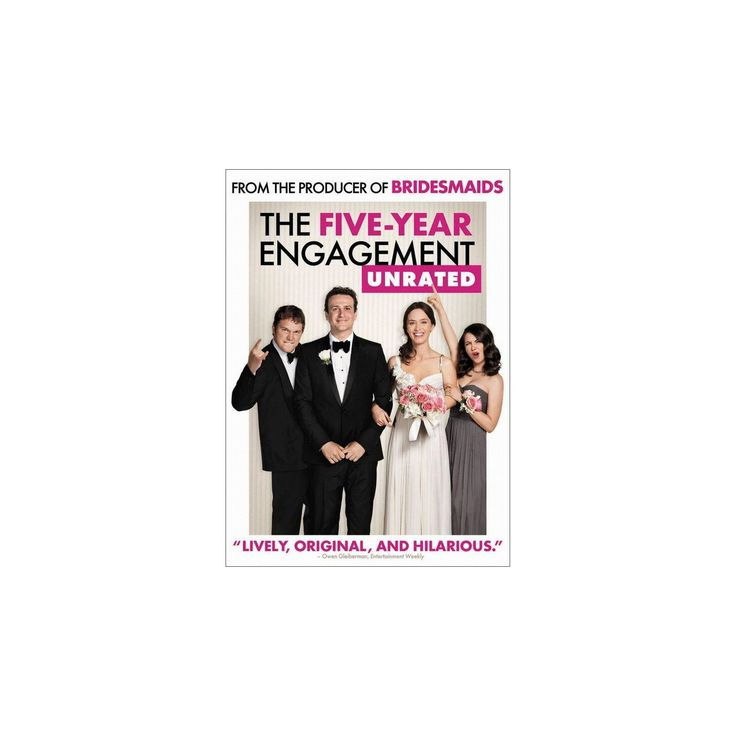 The Five-Year Engagement (dvd_video)