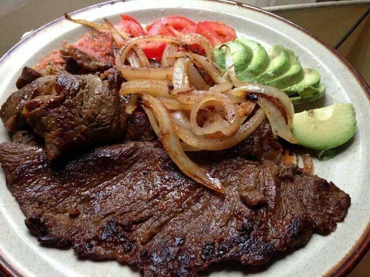 Carne asada, Mexico