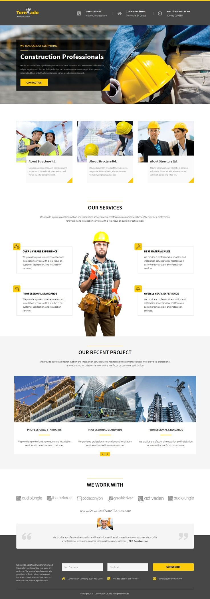 the 25 best construction website ideas on pinterest