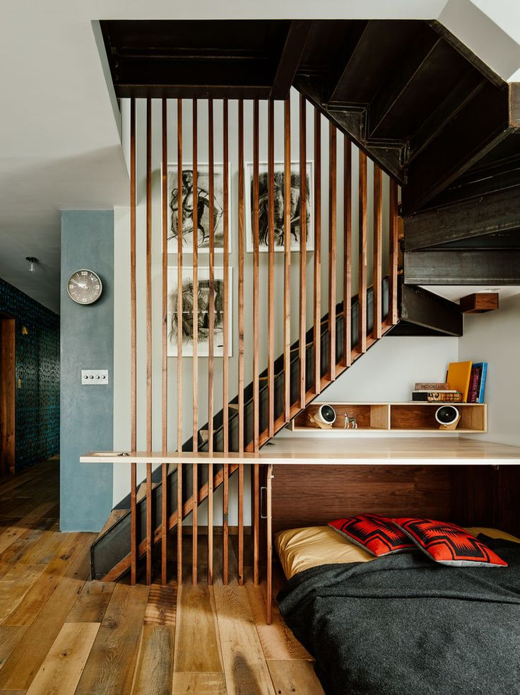 Nooks are one of the coziest places to sleep. #bedroom #sleep