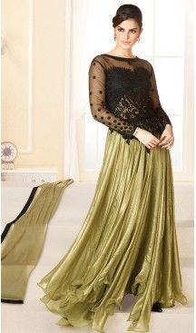 Mehendi Green Color Georgette A Line Style Pakistani Dresses with Dupatta #heenastyle , #salwar , #kameez , #suits , #anarkali , #party, #wear , #panjabi , #patiyala , #abaya , #style , #indian , #fashion , #designer , #bridel , #evening , #formal , #office , #deaily , #dupatta , #churidar , #palazo , #plazzo , #nerrow , #pant , #dress , #dresses , #fashion , #boutique , #mode , #henna , @heenastyle , #latest , #gowns , #pakistani , #readymade , #stitched , #plus , #size , #islamic