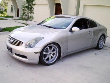 Infiniti G35 '03 for sale in Texas — $12999 Only