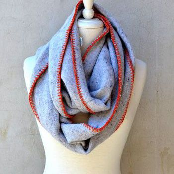 40 best bits of australia easter gift ideas images on pinterest scarves made from gorgeous light grey felted recycled pure australian wool woven designed easter giftgift negle Choice Image