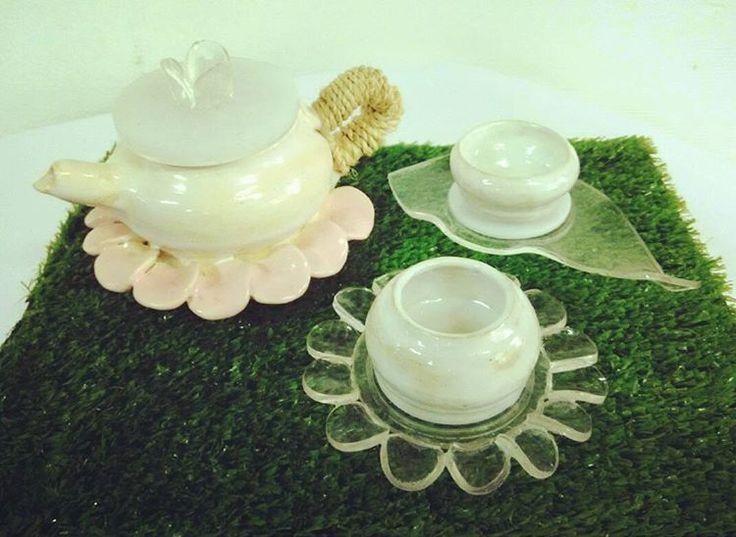 uas, teapot set, keramik 1 UPH DP elektif, by Cindy