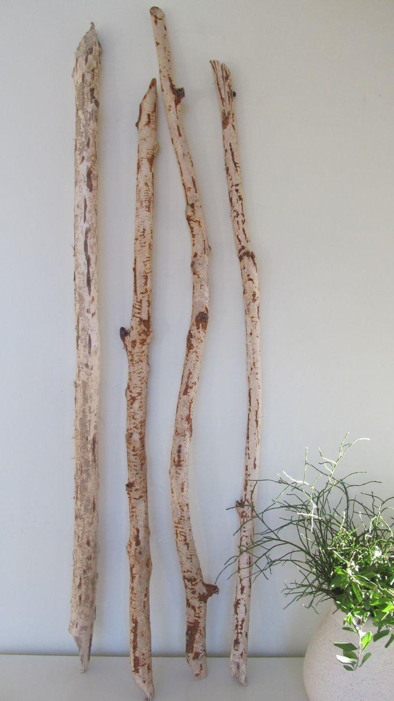 3 Feet Long Sturdy Beaver Driftwood Pieces Diy Driftwood