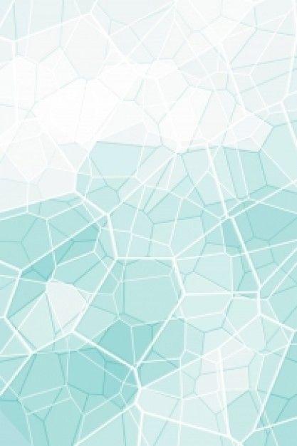 texture ice modern