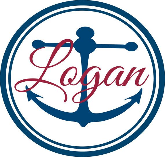 Personalized Nautical Boat Name Decal  Monogram by SignJunkies, $35.00
