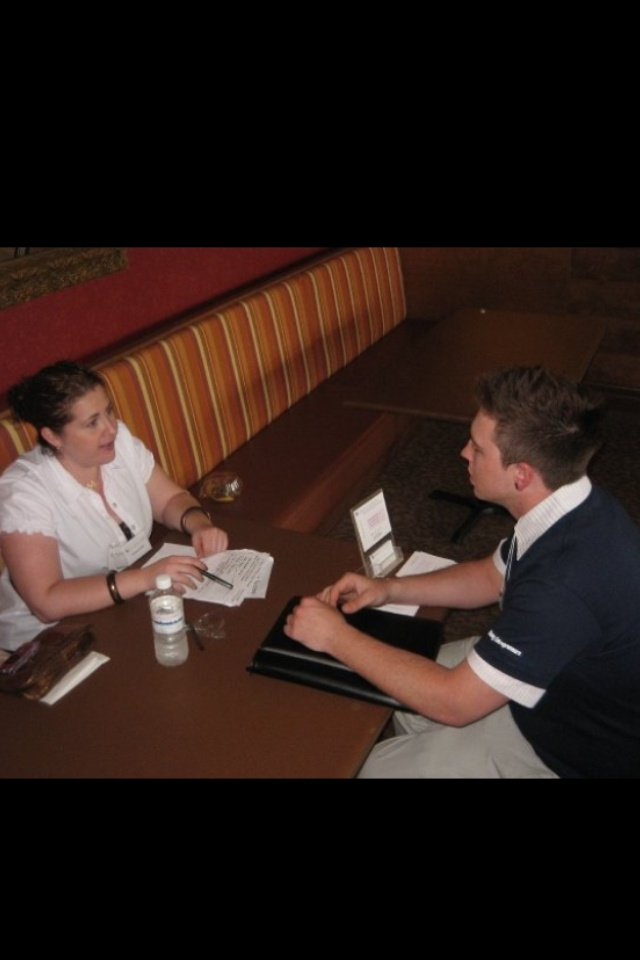 One on one business coaching