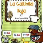 "A Spanish unit based on the story ""La Gallinita Roja"" full of fun and learning activities! Included are some flashcards used for retelling the sto..."