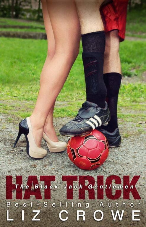 Mythical Books: the toughest choice - Hat Trick (Black Jack Gentlemen #4) by Liz Crowe