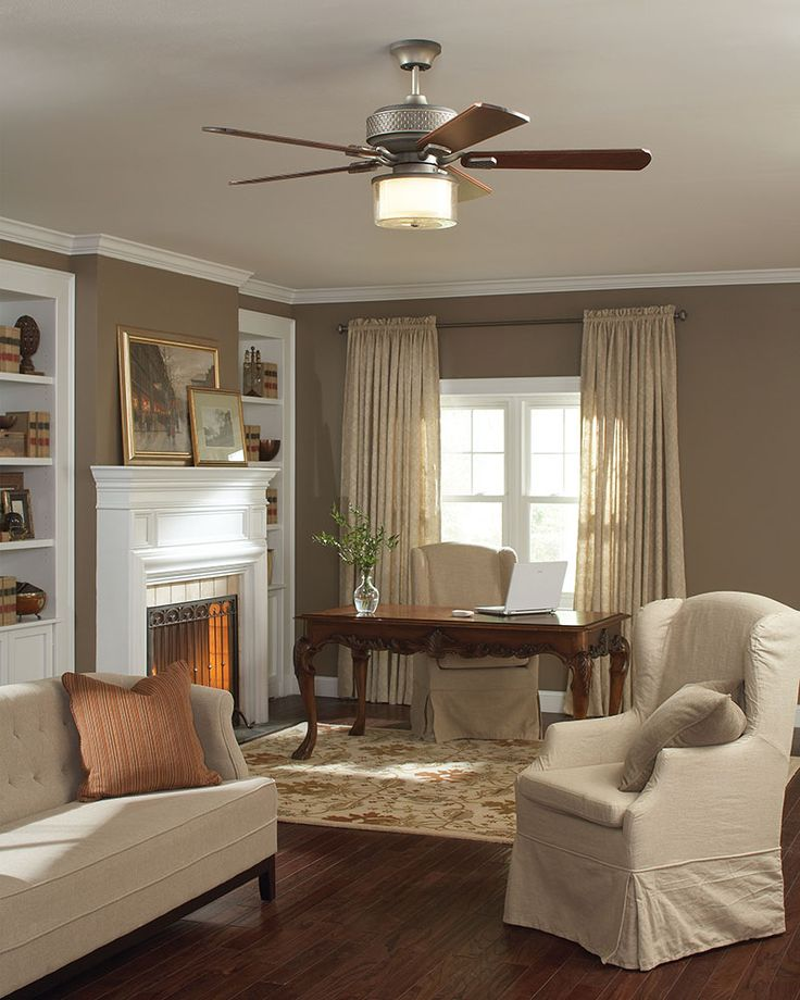 54 best Living Room Ceiling Fan Ideas images on Pinterest | Ceiling ...