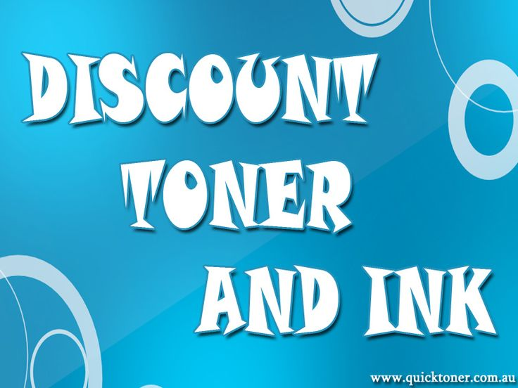 Visit this site http://quicktoner.com.au/ for more information on Discount Toner and Ink. High expenditure on toner and ink cartridges is a great concern for most businesses. The best ways of saving on toner and ink cartridges start with buying the right printer followed by shopping for supplies online, comparing prices, and opting for remanufactured and compatible cartridges. Therefore opt for the best Discount Toner and Ink. Follow us: https://ello.co/tonercartridges