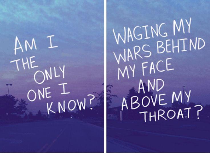 Twenty One Pilots Lyrics migraine // twenty one pilots | inspirational music and lyrics