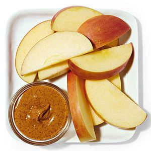 apple + 2 tsp almond butter