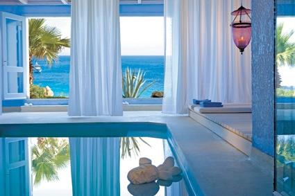 Luna Blu Suite with Private Indoor Pool