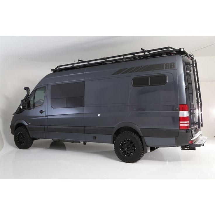 Sprinter Van Conversion Camper Benz Mercedes Survival Gear Campervan Vehicles Autos Car