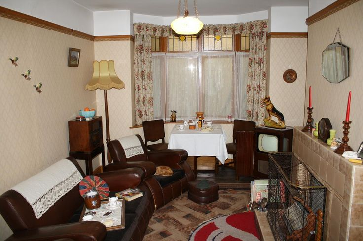 surprising 1960s sitcom living room | Image result for 1960s working class homes interiors ...