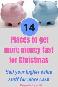 Best Places to Sell Stuff & Make Money Fast