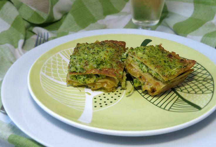 lasagne di quinoa è un primo saporito e salutare per tutti, non solo per coloro che hanno intolleranze alimentare al glutine o al nichel...