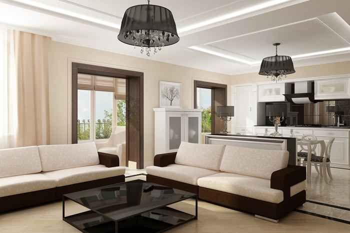 Итальянский дизайн интерьера, дизайн маленьких кухонь фотогалерея