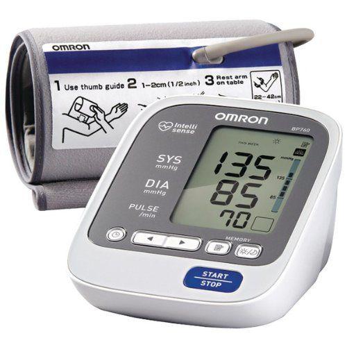 Omron BP760 7 Series™ Upper Arm Blood Pressure Monitor at http://suliaszone.com/omron-bp760-7-series-upper-arm-blood-pressure-monitor/