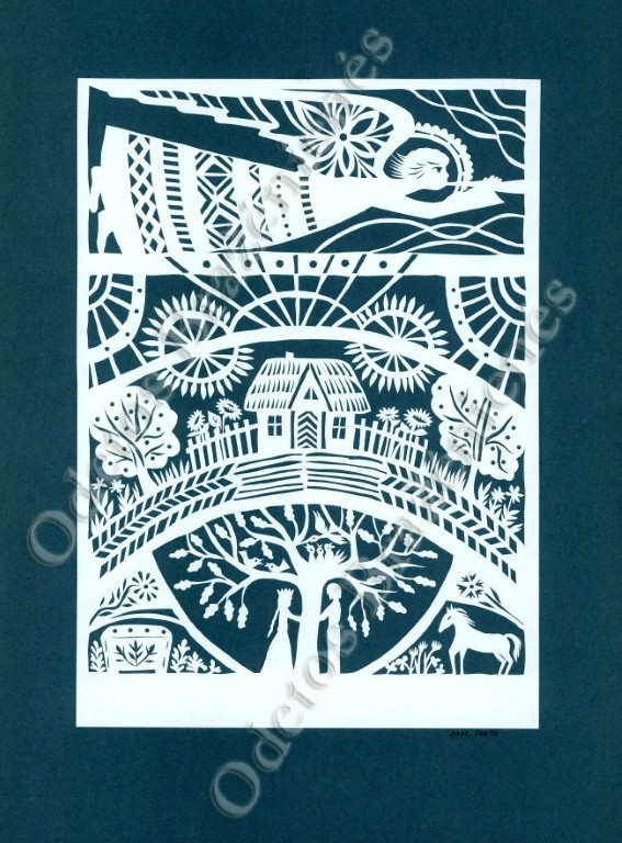 Best Одета Бражениене Литва Images On Pinterest Papercutting - Amazing artist carves beautiful designs paper