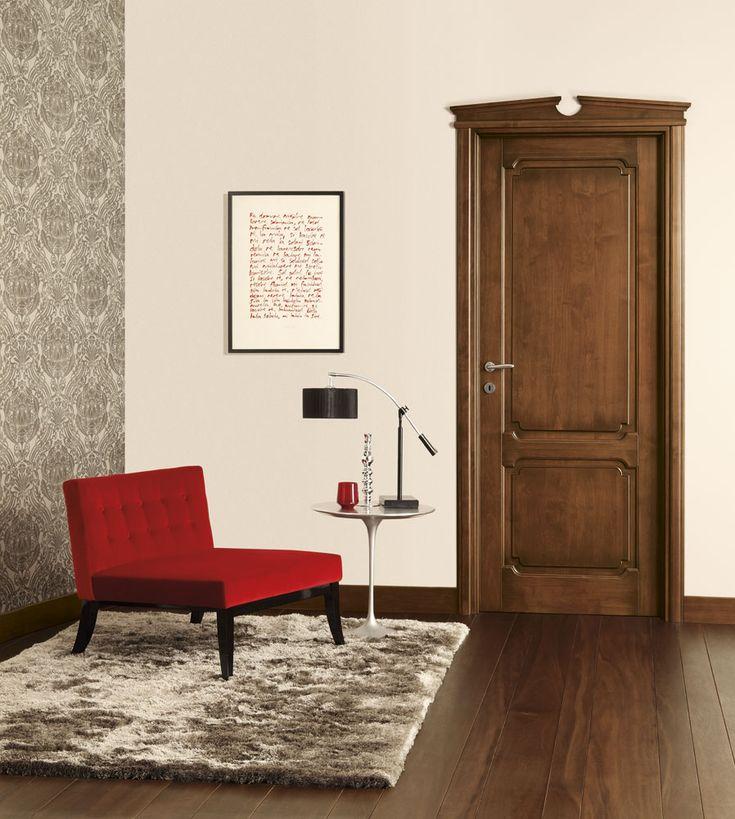 Brand: Legnoform Model: Classici e anticati #designselect #door #legnoform