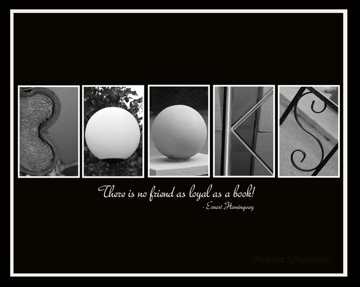 Word Play - Melissa Spagnuolo Photography