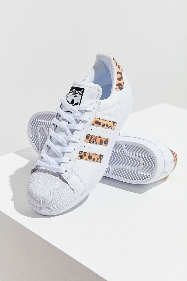 low priced 2aed6 1f673 adidas Originals Superstar Leopard Sneaker   Adidas my fav ...