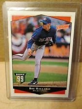 1999 UPPER DECK VICTORY ROY HALLADAY RC #410