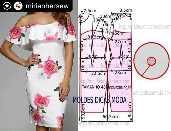 Dress… 😍💟✂ #mirianhersew #dress #memademay #alinti #diy #motivation #sewing #sew #patterndesign #pattern #dresspattern #sewcialists…