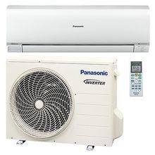 Thermopompe murale Exterios Panasonic  – Efficacité énergétique SEER 28,5. – Disponible en 9000 et 12000 BTU. – Technologie Inverter. – Chauffage même à de très basses températures