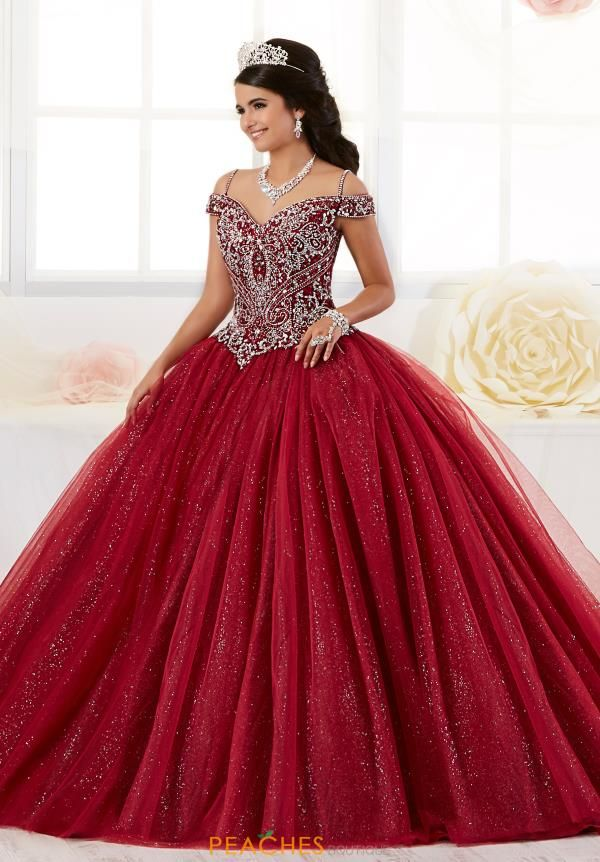 8b9e0b79ca2 Show stopping Tiffany Quinceanera dress 26899 features a beaded bodice and  full ball gown skirt.
