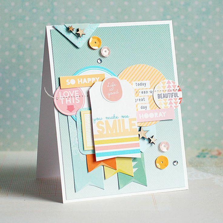 Lea's Cupcakes & Sunshine: You Make Me Smile