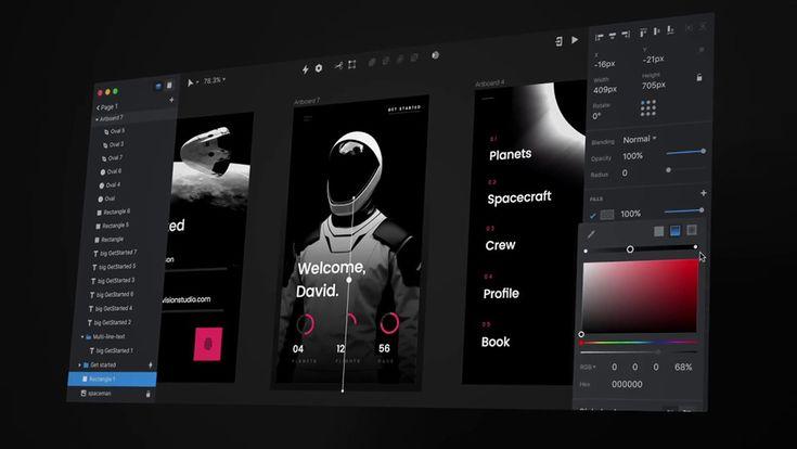 9 tools to make graphic design easier in 2018 | Creative Bloq - InVision Studio